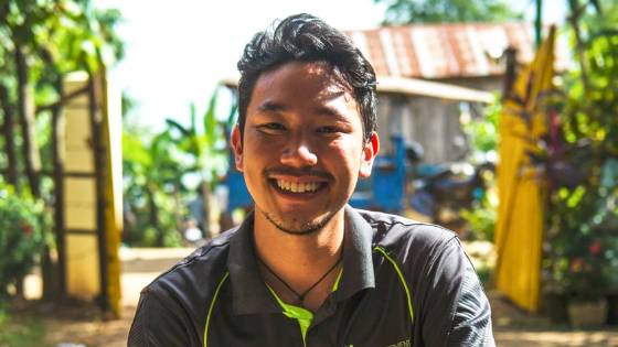 Benjamin's Engineering Experience in Cambodia