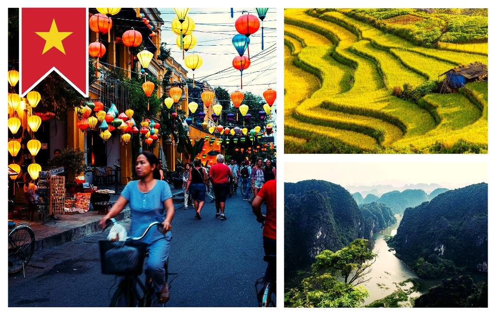Top 5 Travel Destinations – Vietnam