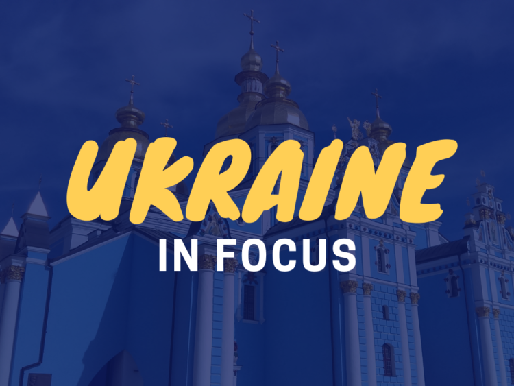 Ukraine in Focus - Development Together