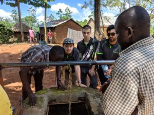 Development Together Humanitarian Engineering Volunteers, Uganda